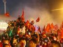 Chung kết Việt Nam - Malaysia, đi đường nào để tránh kẹt xe?
