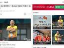 Truyền thông Hàn Quốc ca ngợi HLV Park Hang-seo