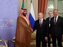 """Nga - Ả Rập Saudi """"bật đèn xanh"""" giảm sản lượng dầu"""