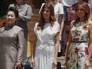 Đệ nhất phu nhân Mỹ - Trung đọ thời trang tại G20