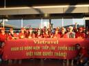 CĐV Việt Nam hâm nóng Bacolod bằng chuyên cơ sang tiếp lửa tuyển Việt Nam