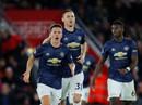 """Sir Alex Ferguson """"đứng hình"""" với trận hoà nghẹt thở của Man United"""