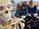 Giải mã vụ án mạng chấn động sau 4.000 năm