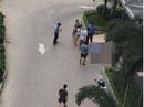 TP HCM: Bé gái rơi từ chung cư, tử vong tại chỗ