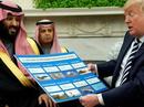 """Rút quân khỏi Syria, ông Trump bất ngờ """"chuyền bóng"""" sang Ả Rập Saudi"""