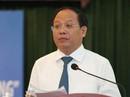 Ông Tất Thành Cang bị cách chức Ủy viên Trung ương, Phó Bí thư Thường trực Thành ủy TP HCM