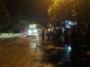 Va chạm xe đạp điện ngã xuống đường, nam thanh niên bị xe tải cán qua người