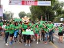 500 nhân viên và đại lý Manulife Việt Nam chạy bộ vì trẻ em Hà Nội
