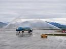 """Khai trương sân bay quốc tế Vân Đồn, đón """"siêu"""" máy bay Boeing 787 từ TP HCM"""