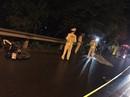 Tông vào taluy đường, 2 nam thanh niên tử vong trong đêm