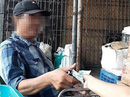 """Bắt 3 nghi phạm cưỡng đoạt tài sản trong vụ """"bảo kê"""" chợ Long Biên"""