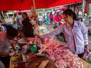 THỰC PHẨM BẨN TUỒN VỀ CHỢ CÔNG NHÂN: Giải tỏa chợ tự phát để ngăn thực phẩm bẩn