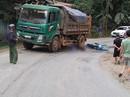 Vợ tử vong tại chỗ, chồng bị thương trên đường đi ăn cỗ về