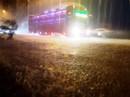 """Mưa không ngừng nghỉ, Quốc lộ 1 qua Quảng Nam gần như """"tê liệt"""""""