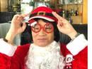 Minh Vương hóa thân ông già Noel trong ngày giỗ Minh Phụng