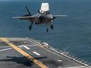 """""""Lãnh thổ di động"""" cho F-35"""
