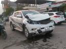 Xe bán tải tông chết 2 nữ sinh, điên loạn bỏ chạy gây tai nạn liên hoàn