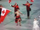 """""""Nam thần"""" xứ Tonga làm điên đảo Thế vận hội mùa Đông"""
