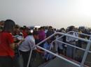Bến tàu, bến phà ở Phú Quốc chật kín người về quê ăn Tết