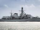 """Không """"ngán"""" Trung Quốc, Anh đưa chiến hạm đi qua biển Đông"""