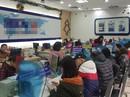 Phòng giao dịch ngân hàng, ATM, Internet Banking quá tải ngày cuối năm