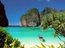 Bãi biển nổi tiếng Thái Lan buộc phải đóng cửa
