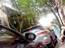 Chiếm đường làm chỗ giữ xe