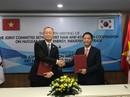 Việt - Hàn đặt mục tiêu thương mại 100 tỉ USD