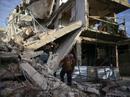 """Syria: Người dân Đông Ghouta """"chờ chết"""" dưới làn sóng không kích"""