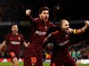 Messi lần đầu phá lưới Chelsea, Barcelona thoát hiểm