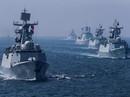 Maldives khủng hoảng, tàu chiến Trung Quốc vào Ấn Độ Dương