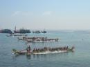 Xuất hiện nạn cá độ tại lễ hội đua thuyền đầu xuân ở Lý Sơn