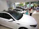 Tiêu thụ ô tô trong tháng Tết vẫn giảm rất sâu