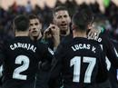 Ngược dòng hạ Leganes, Real chiếm vị trí thứ 3 La Liga