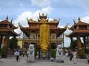 Hướng dẫn di chuyển về 10 ngôi chùa ở miền Tây cầu an đầu năm