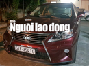 Từ TP HCM xuống Cần Thơ trộm xe Lexus của người tình cũ