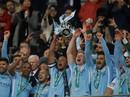 Sao dự bị Man City tỏa sáng, Guardiola đoạt danh hiệu đầu tiên ở Anh