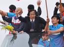 """Ông Nguyễn Lân Trung """"ngại"""" nói về cơ hội trúng cử phó chủ tịch VFF"""