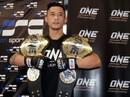Martin Nguyễn về Việt Nam tập để tìm chiếc cúp ONE Championship thứ 3
