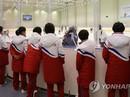"""""""Người lạ không ai biết"""" trong phái đoàn Triều Tiên tại Hàn Quốc"""