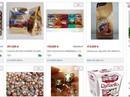 Gần Tết, người dân đua nhau mua sắm chợ online