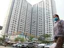 Hàng ngàn hộ chung cư khổ sở