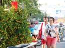 Khách nước ngoài đổ về Nha Trang đón Tết