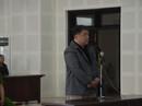 Đang xét xử vụ án đe dọa giết Chủ tịch Huỳnh Đức Thơ
