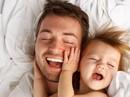 Trẻ em càng giống bố, lớn lên càng khỏe mạnh