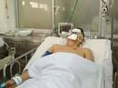 Một CSGT TP HCM bị người vi phạm tông chấn thương sọ não
