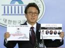 """Chính khách Hàn Quốc tiêu tan sự nghiệp vì """"táy máy"""" phụ nữ"""