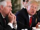 Tổng thống Donald Trump bất ngờ thay ngoại trưởng
