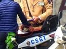 Phòng CSGT TP Hà Nội xác minh, làm rõ CSGT nghi mãi lộ