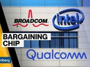 Ông Donald Trump chặn thương vụ trăm tỉ USD của Broadcom